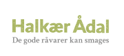 Halkær ådals logo