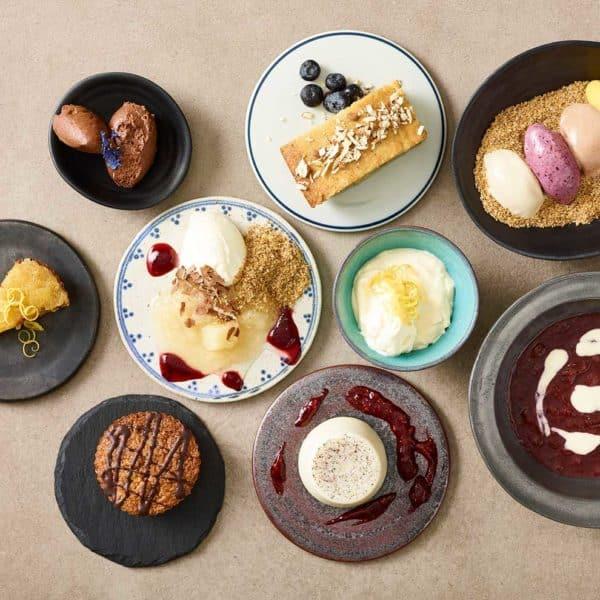 Halkær Ådals desserter